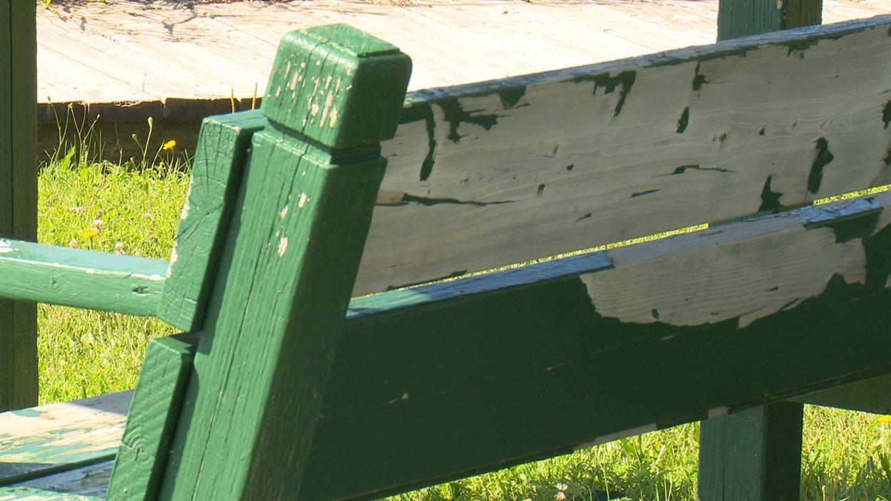 Au parc du Vieux quai, les infrastuctures sont de´fraichies.