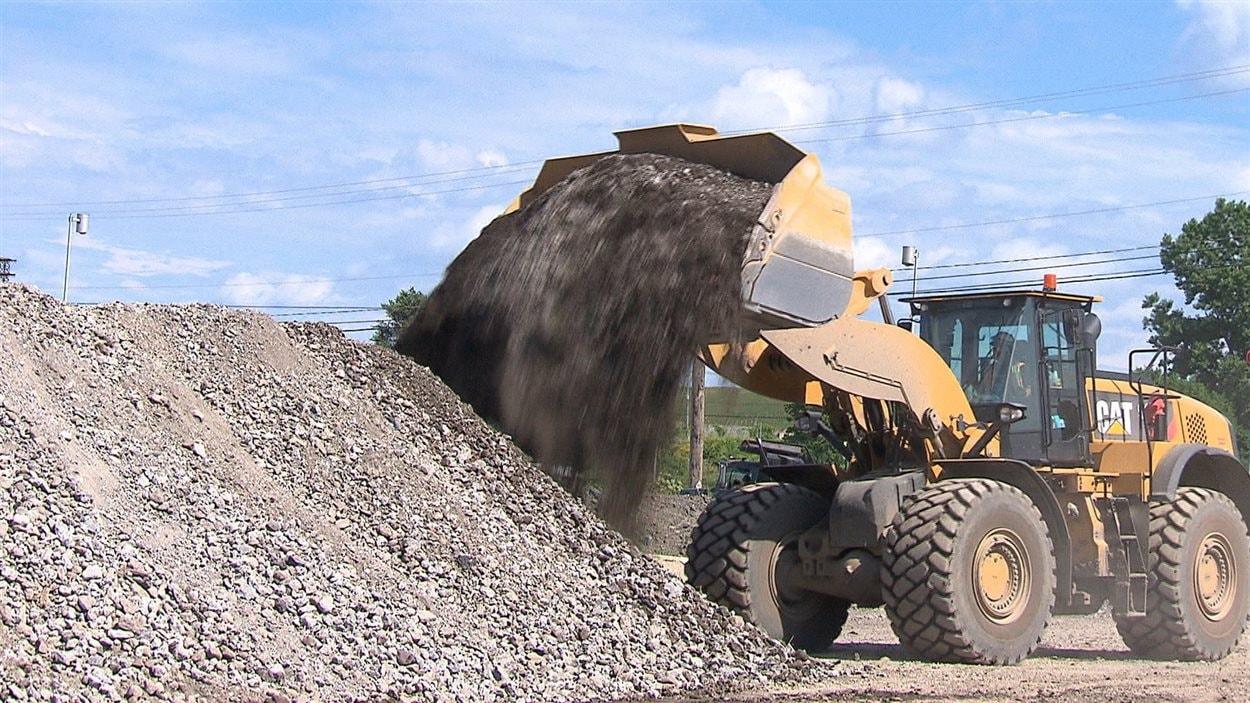 Le béton de l'actuel échangeur Turcot sera entièrement recyclé.