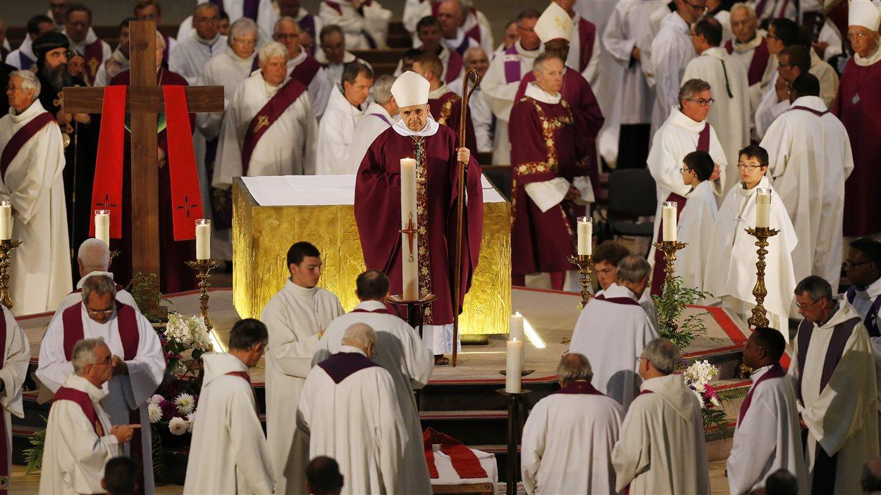 Funérailles du père Jacques Hamel