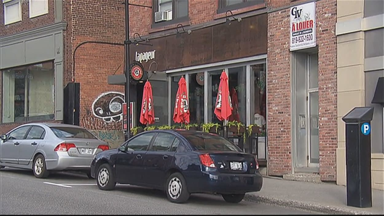 Restaurant Le Tapageur de Sherbrooke