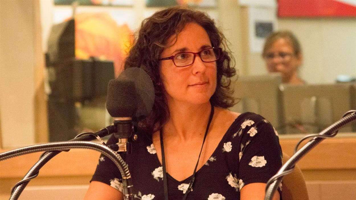 Bianca D'Antono, professeure agrégée au Département de psychologie de l'Université de Montréal et directrice de l'unité de recherche en médecine comportementale et complémentaire de l'Institut de cardiologie de Montréal.