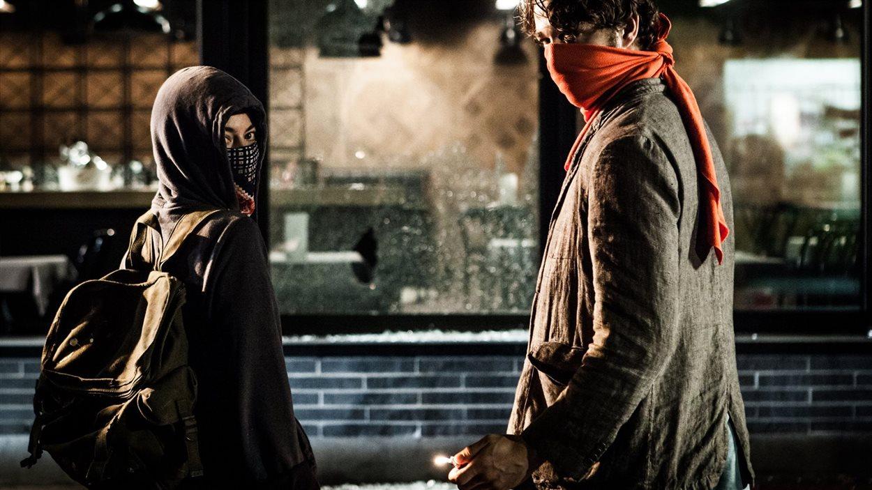Une scène du film «Ceux qui font les révolutions à moitié n'ont fait que se creuser un tombeau»