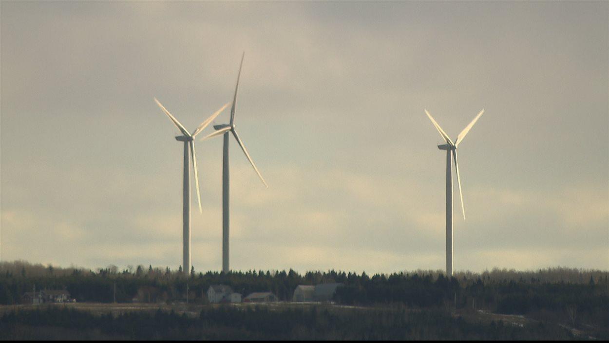 Le parc éolien Viger-Denonville