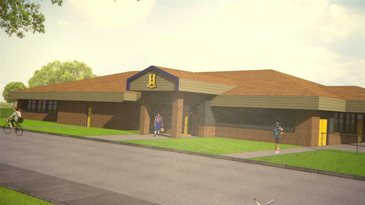 L'équipe de football de Saskatoon Hilltops veut un nouveau pavillon.
