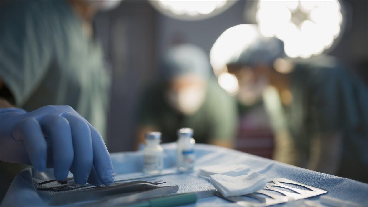 C'est la premiere fois qu'une telle intervention chirurgicale est réalisée en Amérique du Nord.