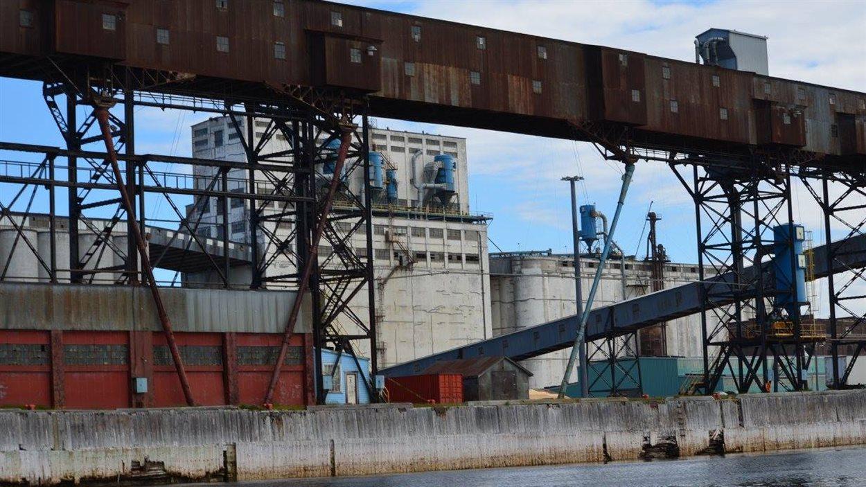 La compagnie OmniTRAX dit avoir investi 80 millions de dollars dans le chemin de fer et le port de Churchill depuis qu'elle est propriétaire.