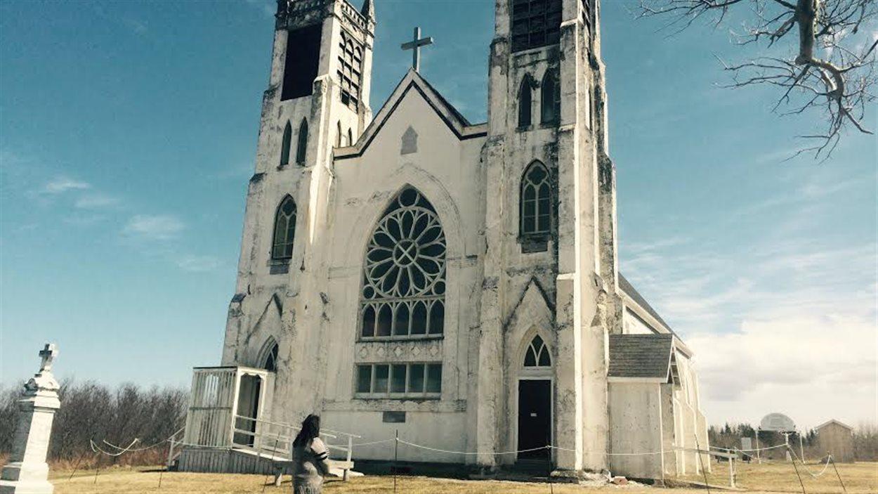 L'ancienne église Saint Alphonsus, à Victoria Mines, a joué un rôle important dans la communauté pendant plus de 100 ans.