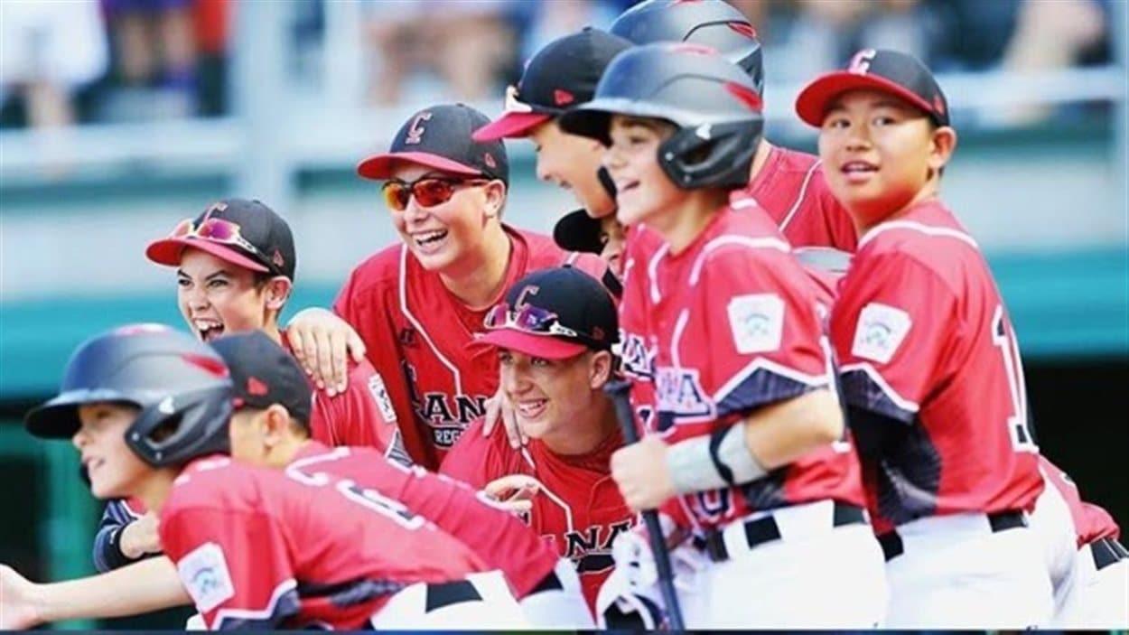 L'équipe de baseball de Hastings Community Park représente le Canada aux Séries mondiales de la Petite Ligue de baseball aux États-Unis.