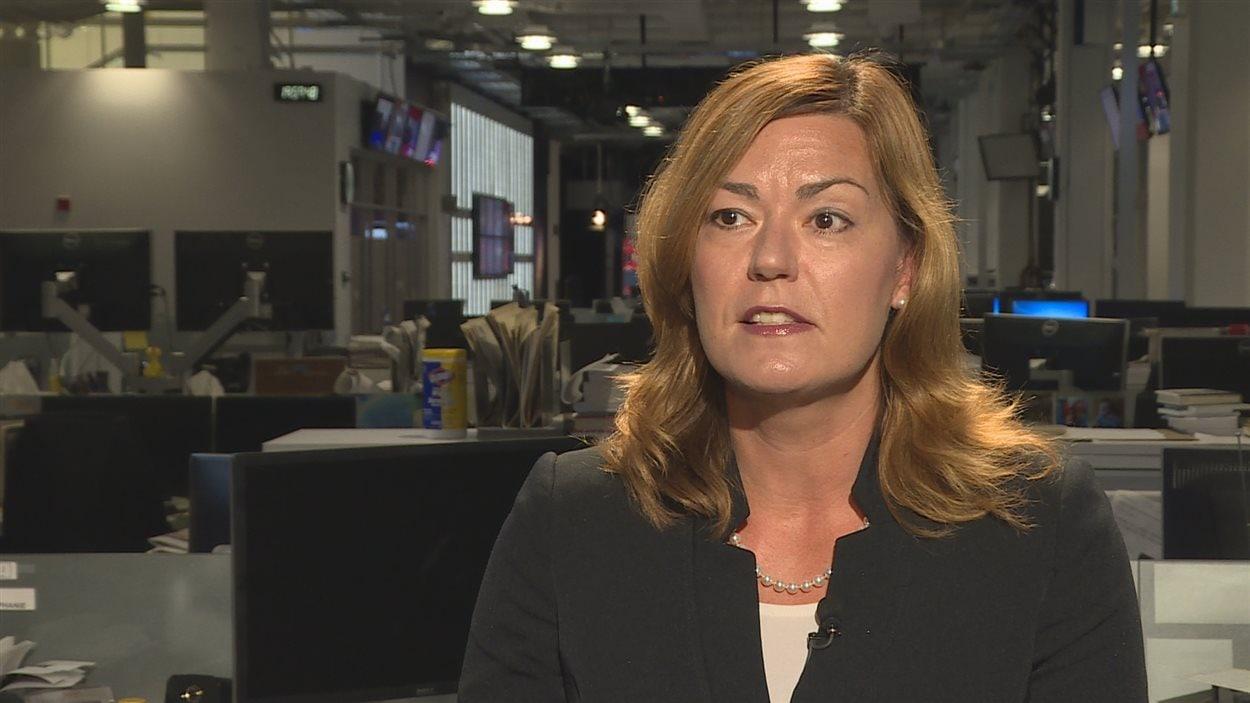 Christine Hanson, PDG de la Commission des droits de la personne de la N.-É.