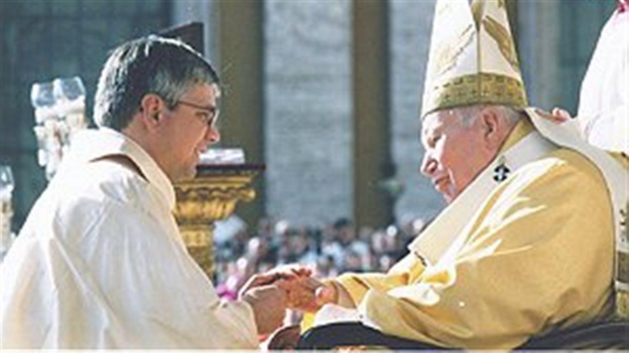 Brian Kolodiejchuk a consacré 17 ans de sa vie à répertorier des faits pour que mère Teresa soit canonisée.