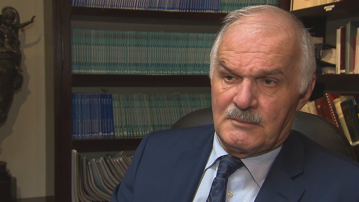 Me Jean-Pierre Ménard, avocat spécialisé en droit de la santé
