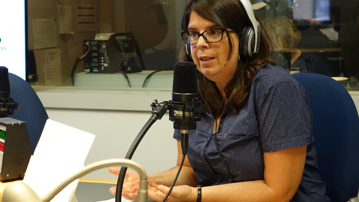 Hélène Dauphinais, conseillère municipale de Sherbrooke