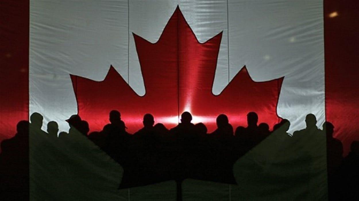 image générique drapeau canada