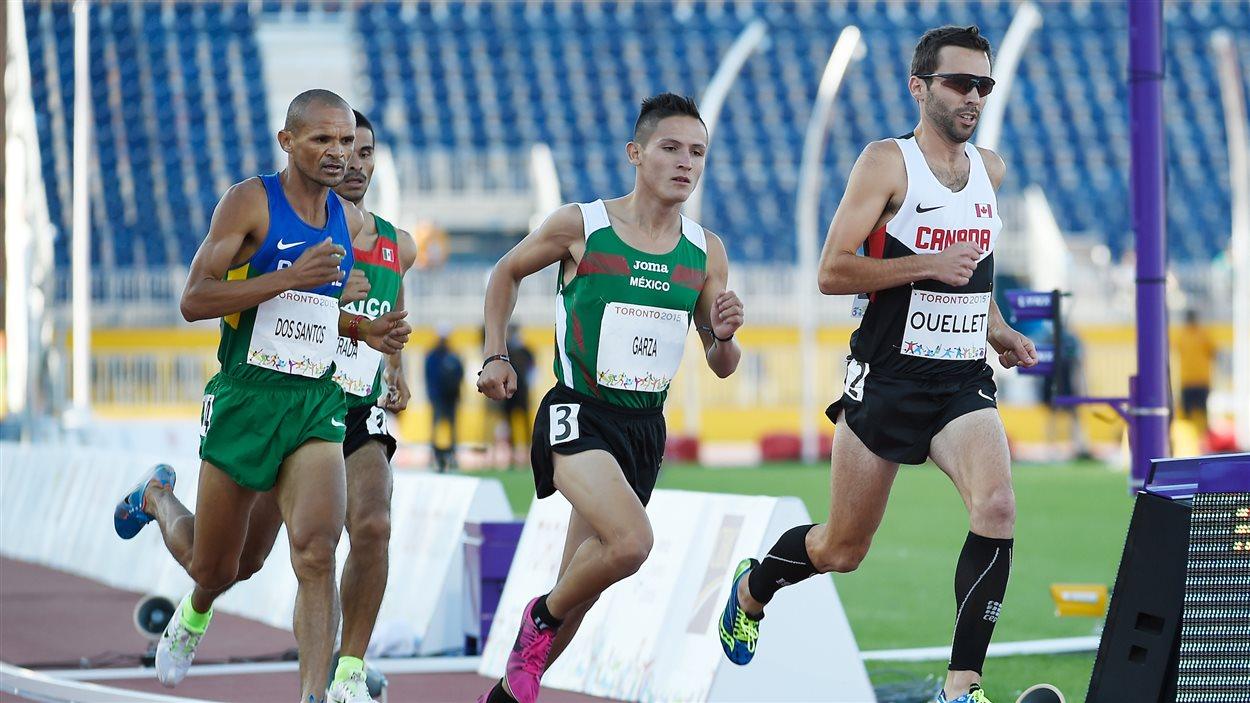 Guillaume Ouellet aux Jeux parapanaméricains 2015