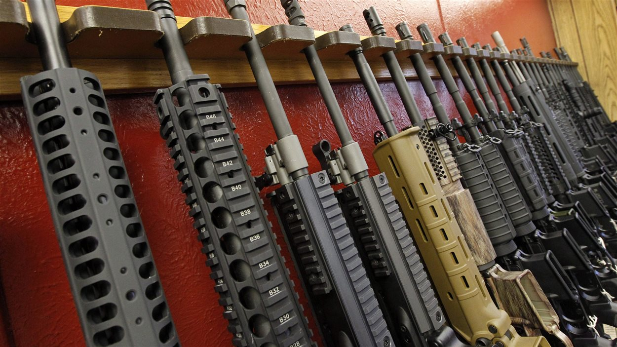Fusils AR-15