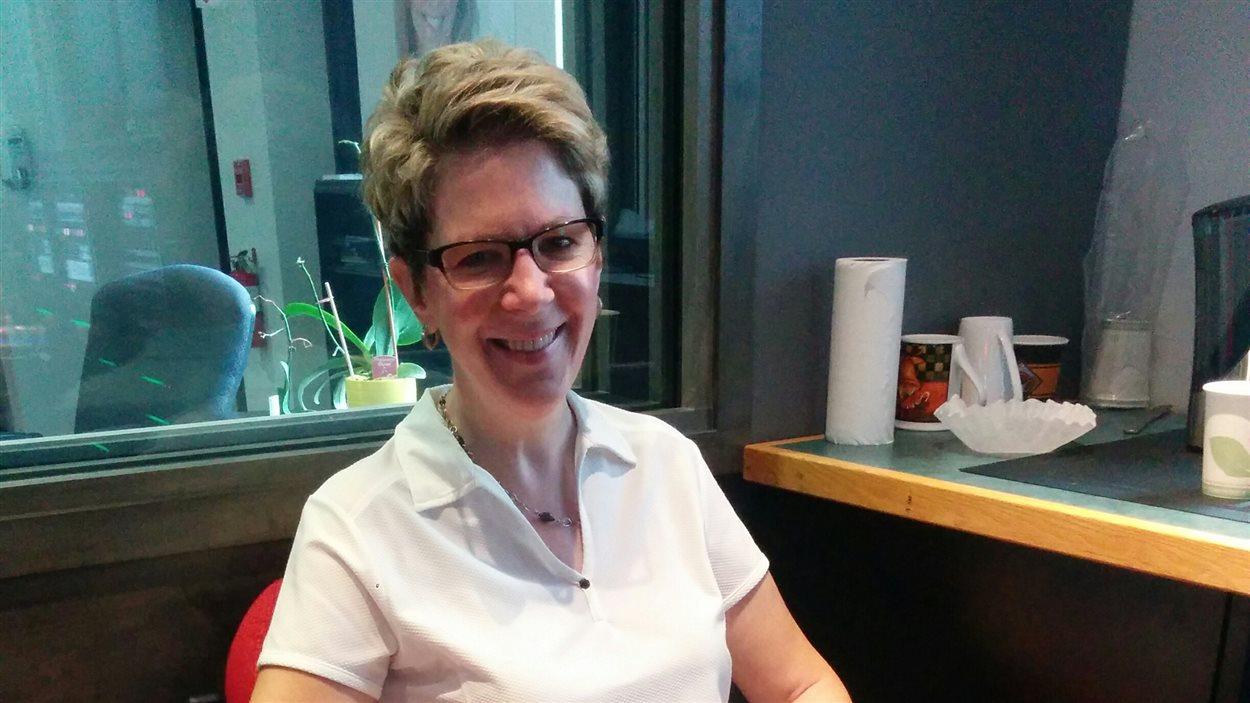 Jacqueline Gahagan, membre du conseil d'administration de la Revue canadienne de santé publique