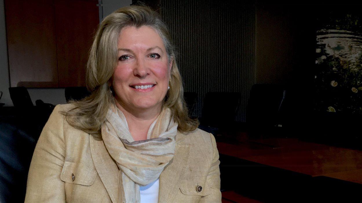Chantal Bernier, ancienne Commissaire à la protection de la vie privée du Canada