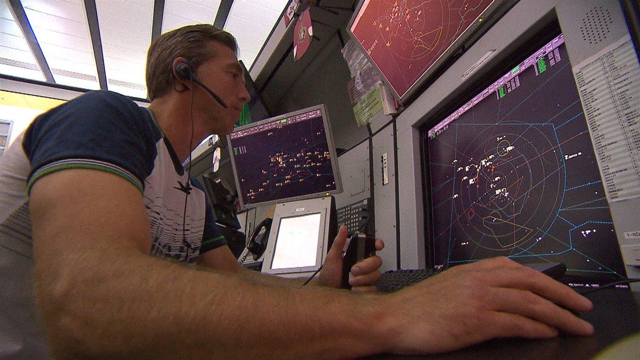 Le contrôleur aérien Stéphane Chagnon était en poste à Vancouver, le jour des attentats du 11 Septembre.