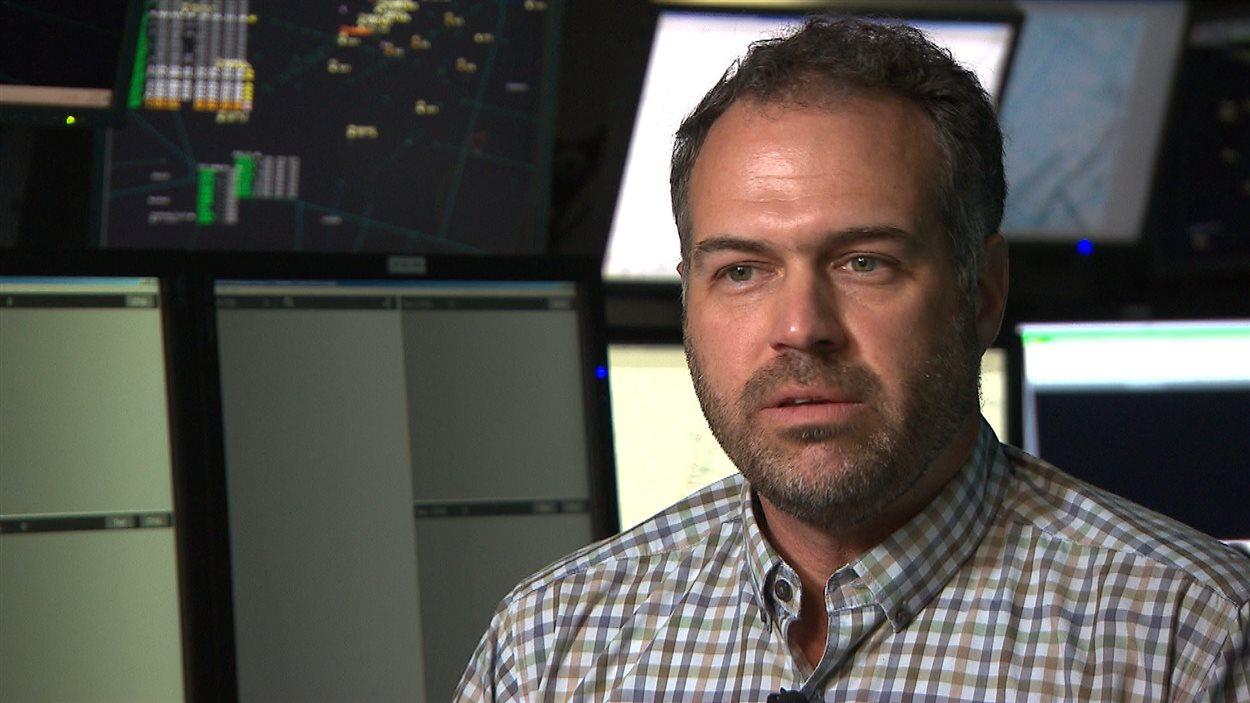 Michel Tremblay travaillait à Montréal le 11 septembre 2001.