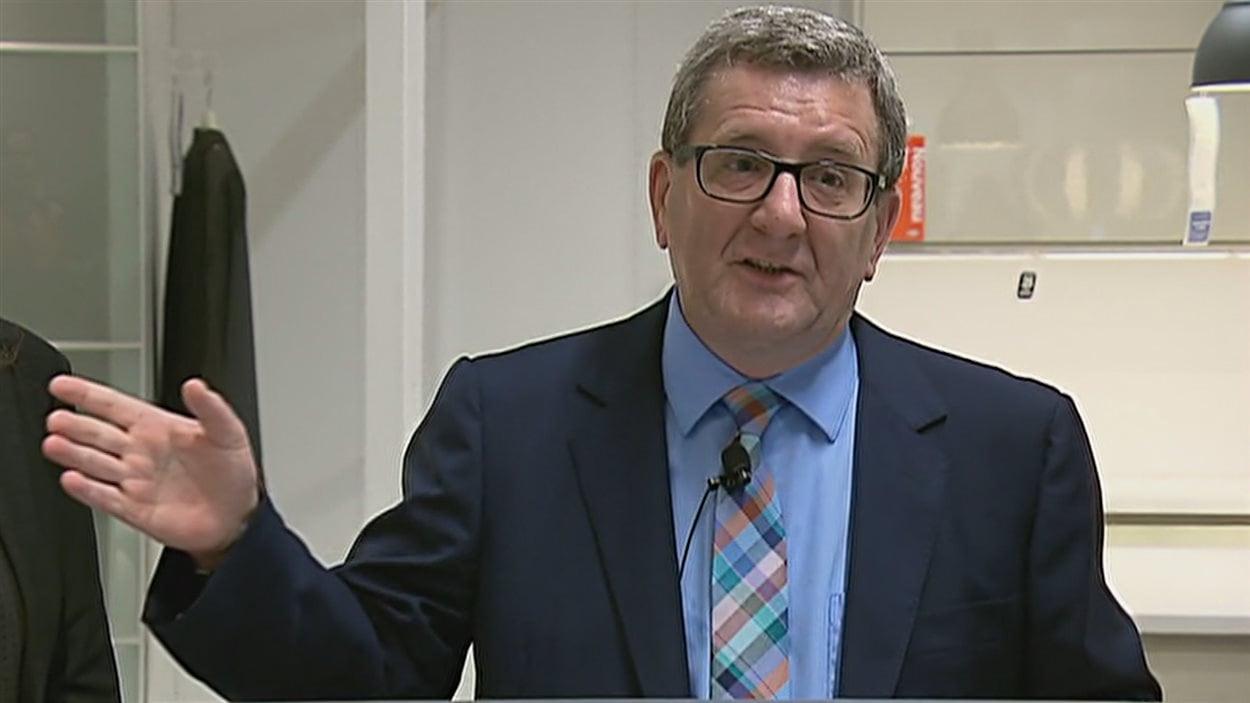 Le maire Labeaume croit que le retour d'IKEA est un signe de la vigueur économique de Québec.