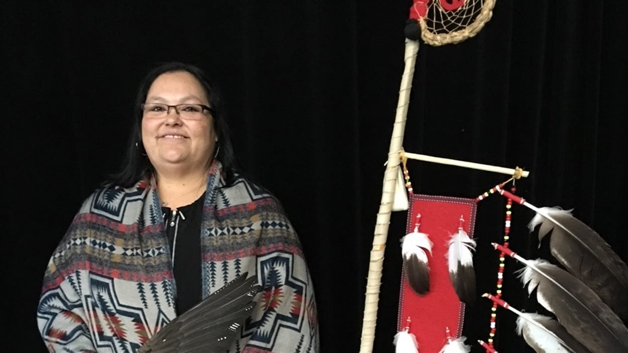 Verna Polson est la nouvelle grande chef du Conseil tribal de la nation algonquine Anishnabeg