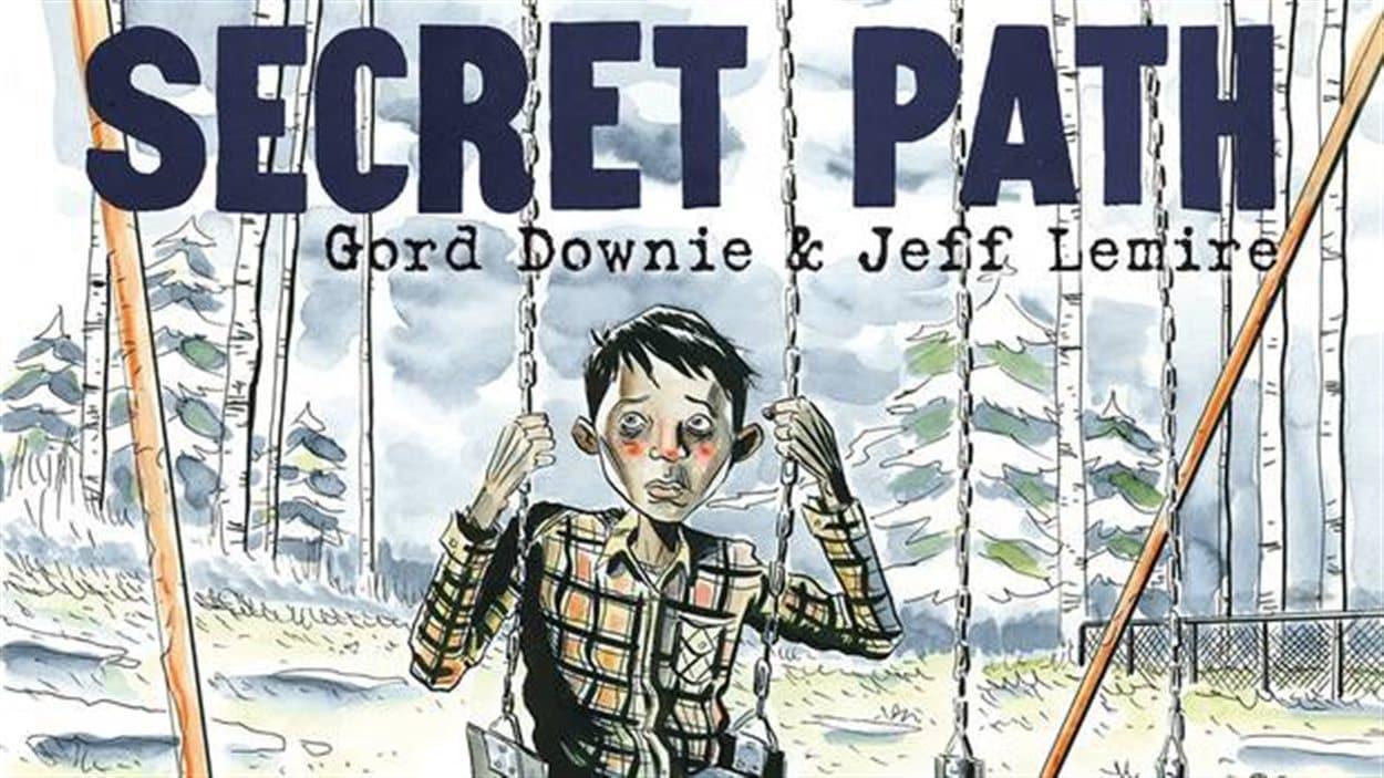 Le roman graphique « Secret Path », de Gord Downie et Jeff Lemire