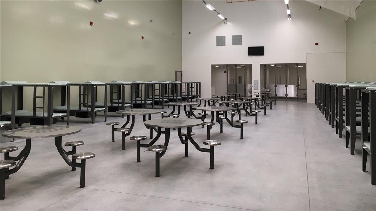 Chambre de centre de détention pour peines discontinues - Elgin-Middlesex