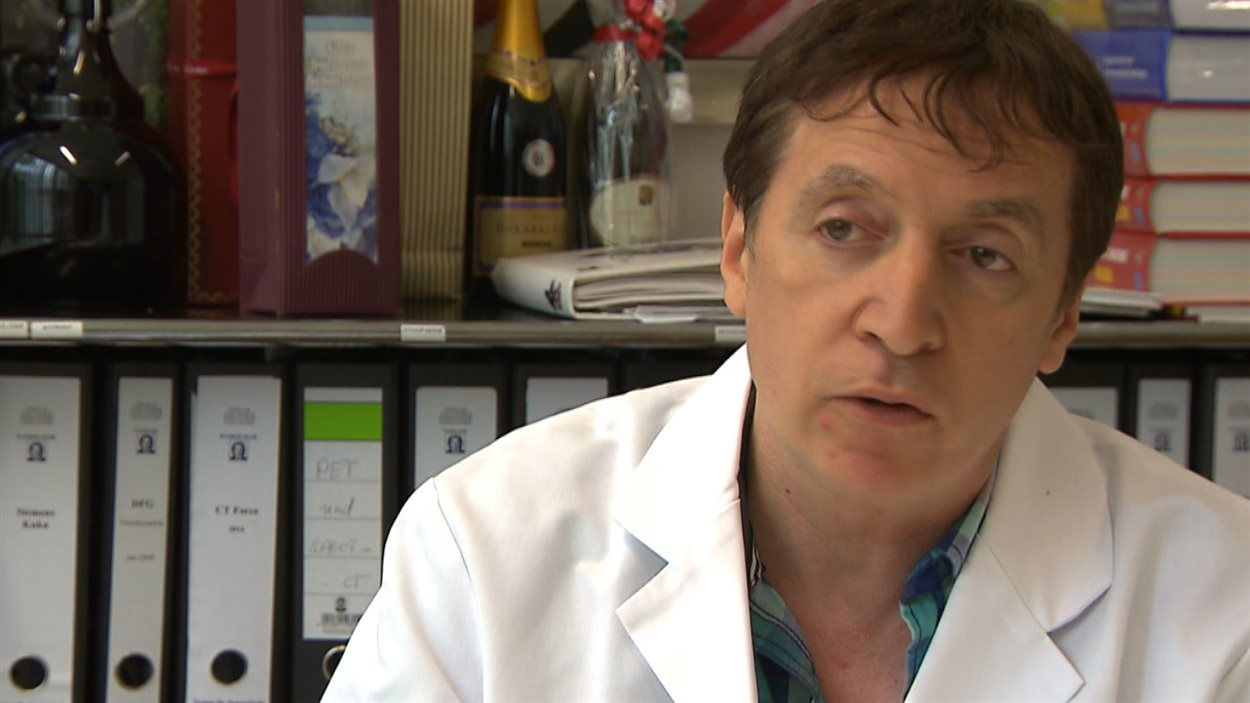 Le Dr Ryan Alaoui