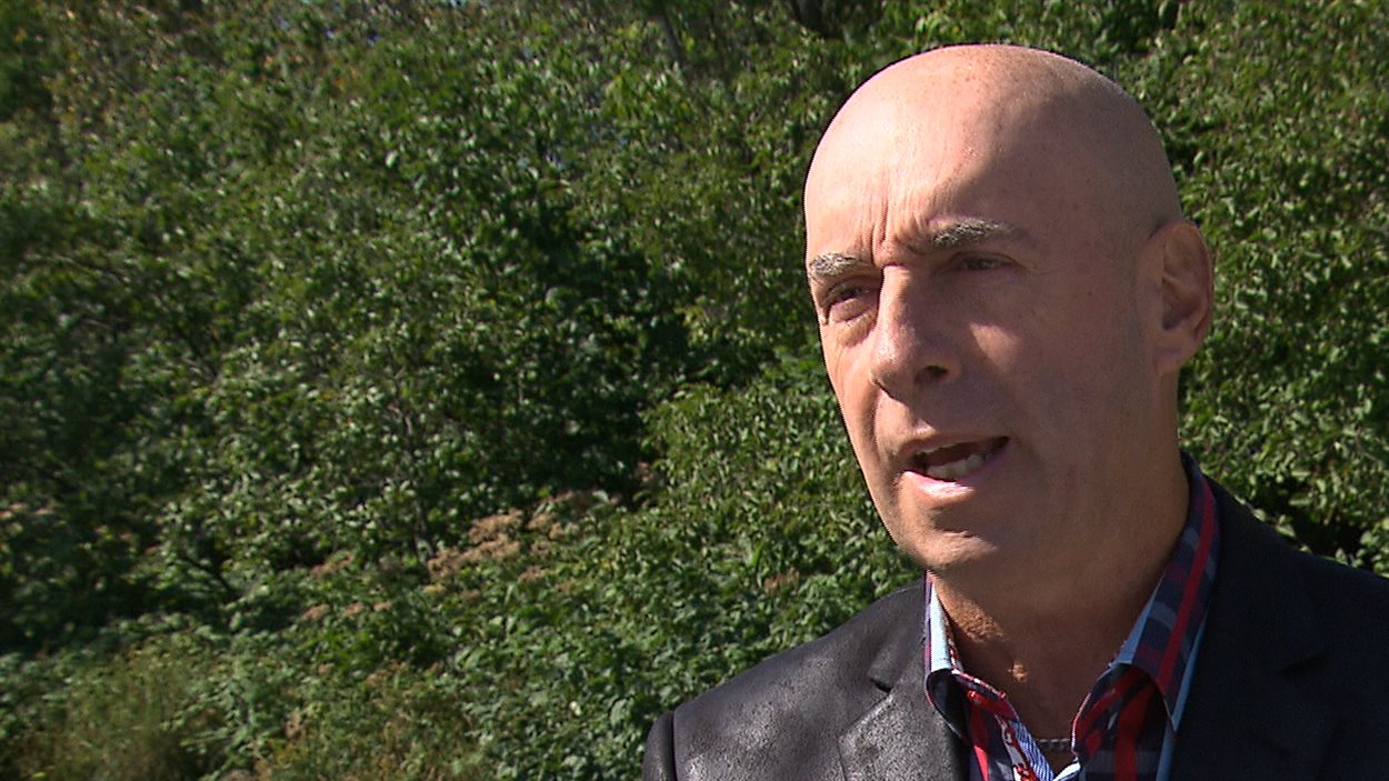 Sylvain Tremblay, agent de la Sûreté du Québec à la retraite et spécialiste du crime organisé