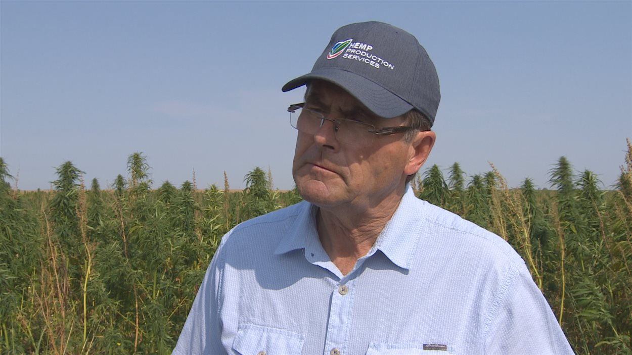 Garry Meier, président, Hemp Production Services