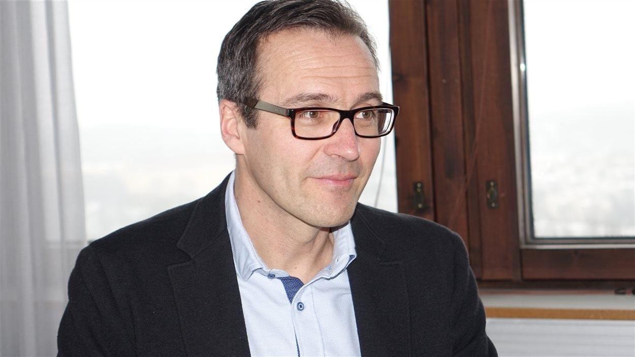 Mikko Kautto, directeur du Centre finlandais des retraites.