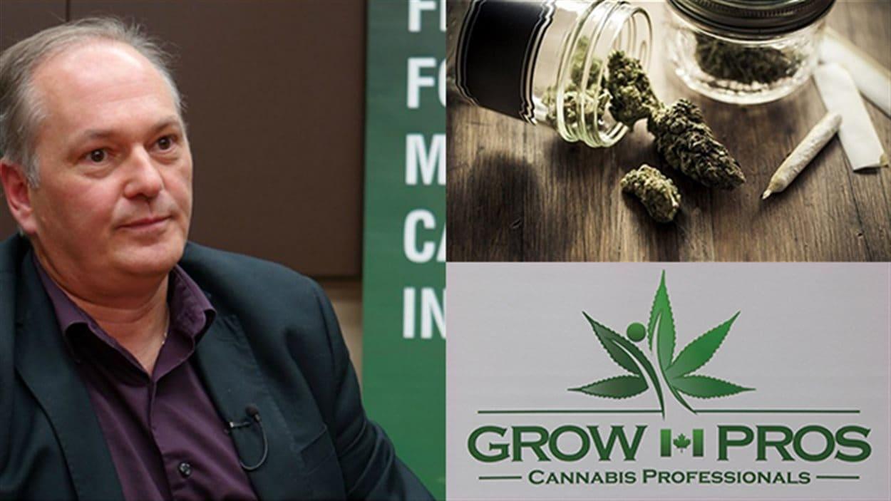 Une petite compagnie de biotechnologie d'Ottawa, GrowPros Cannabis Ventures Inc., a décidé de se lancer à la conquête d'un DIN pour la marijuana séchée.
