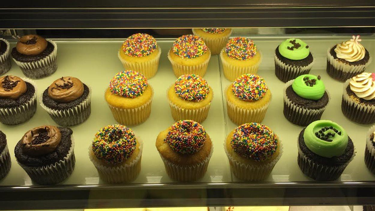 Des petits gâteaux