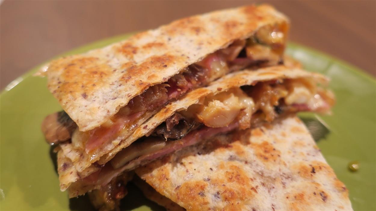 Sandwich tex mex