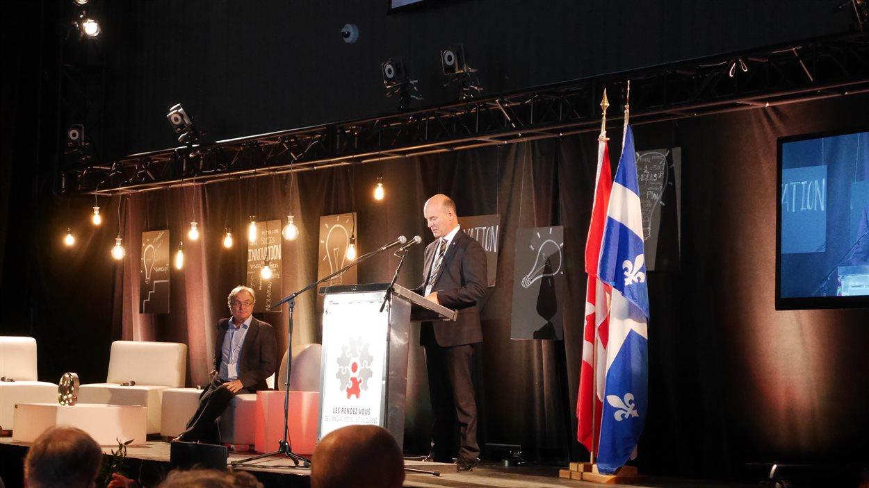 Premier Rendez-Vous de l'innovation dans l'Est du Québec