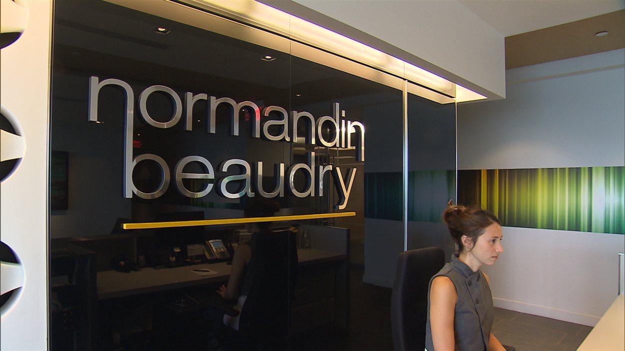 La firme d'actuaires québécoise Normandin-Beaudry.