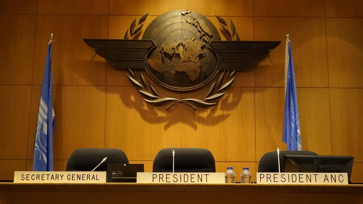 Salle du conseil de l'OACI