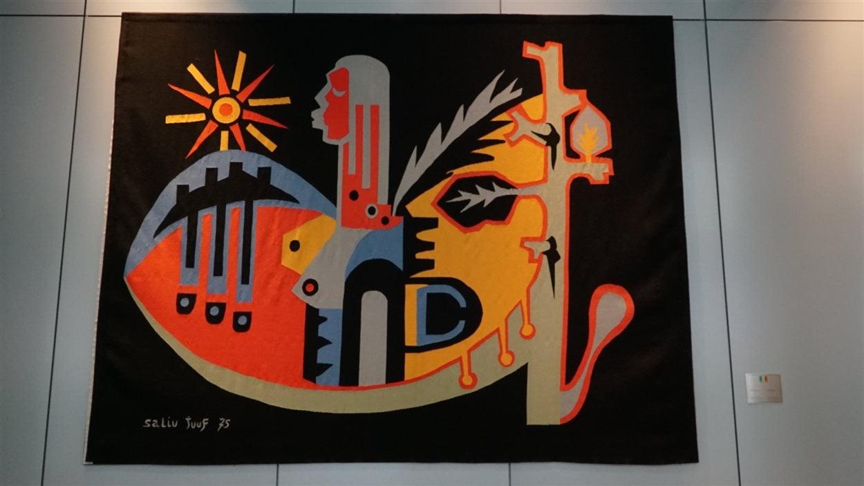 Cadeau du Mexique à l'OACI