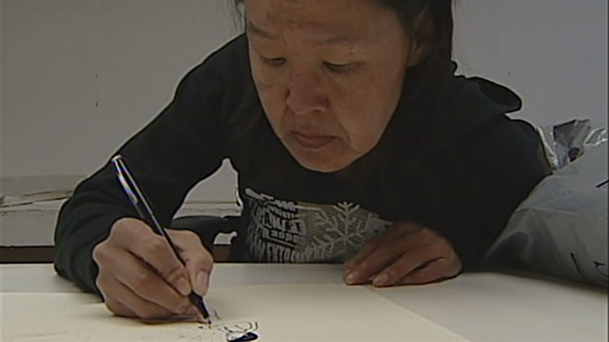 Annie Pootoogook a été retrouvée morte à Ottawa.