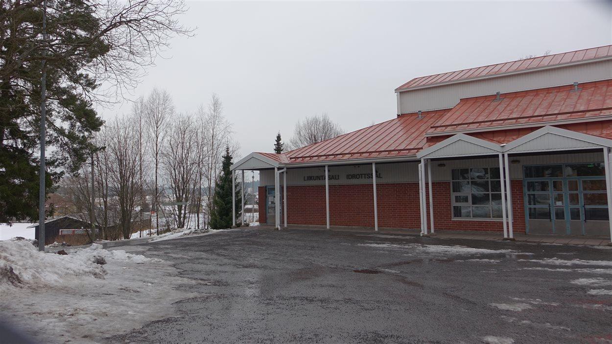 Centre des soins domestiques d'une banlieue de Turku, en Finlande.