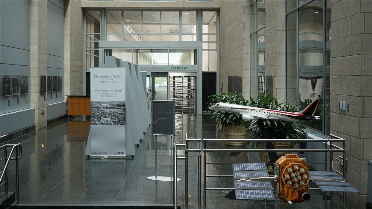 Hall de l'OACI