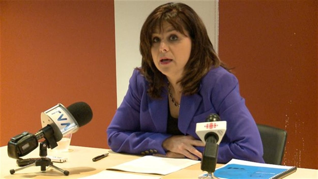 La nouvelle vérificatrice générale de Montréal, Michèle Galipeau, est entrée en poste à la mi-août.