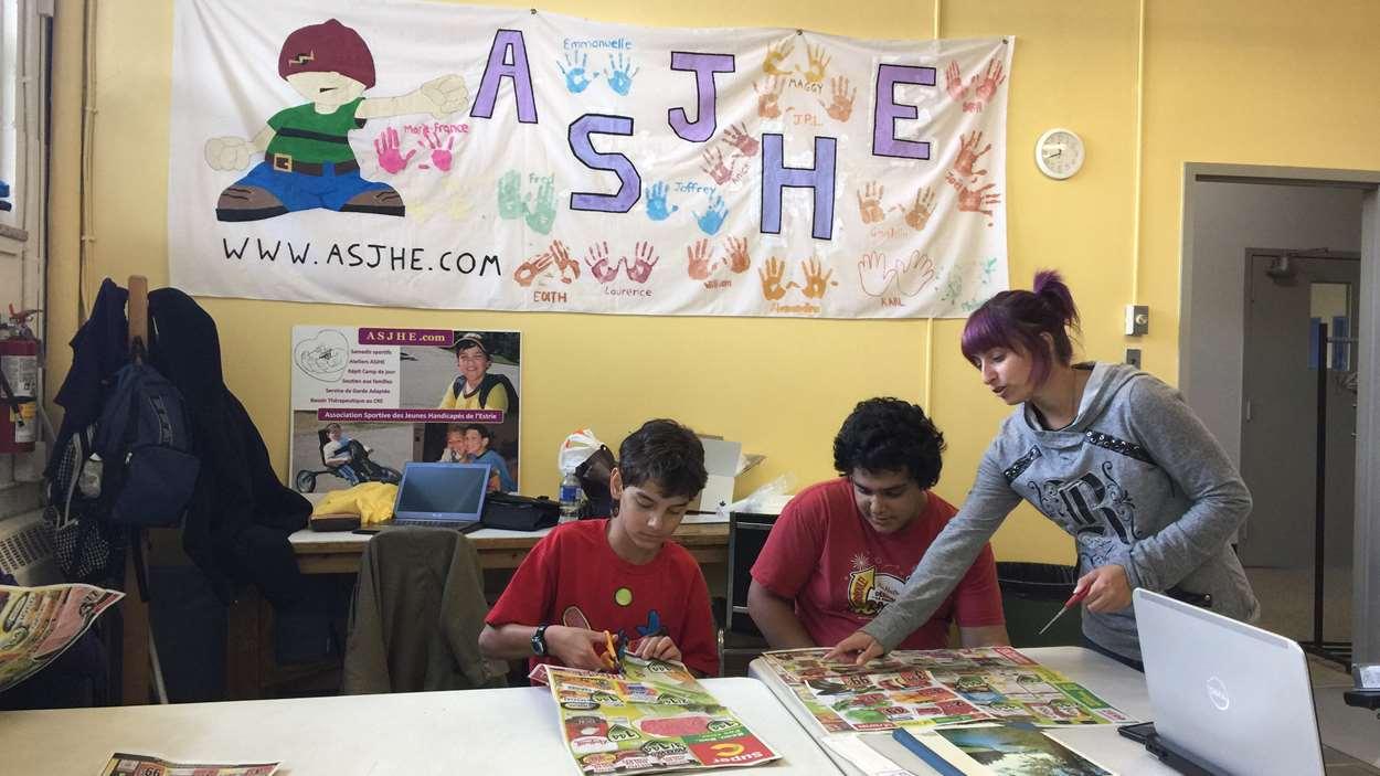 ASJHE- ATELIERS