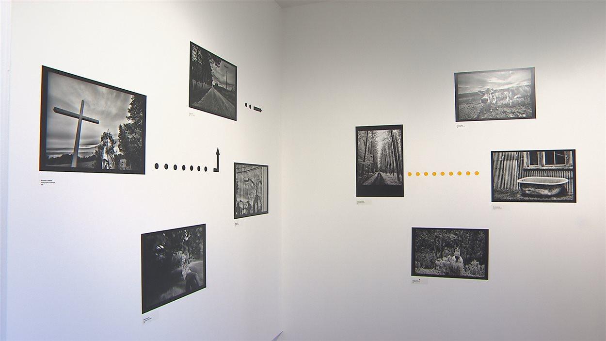 Détours par Brompton, première exposition de la nouvelle galerie d'arts pour adolescents