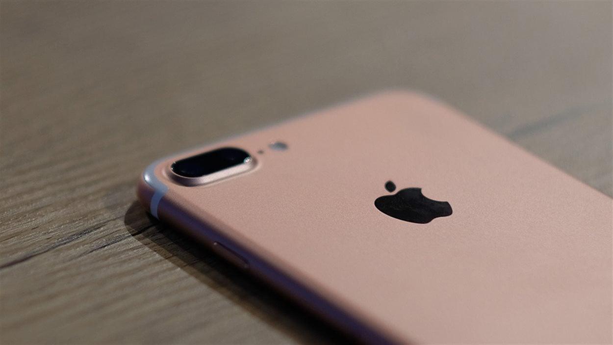 Appareil iPhone 7 Plus