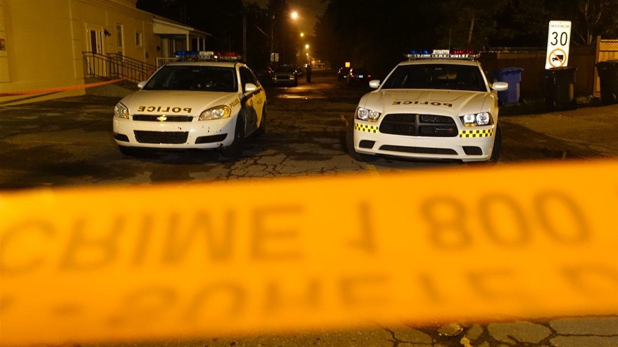 Un homme est mort à la suite d'une intervention de la Sûreté du Québec à l'Île-Perrot.