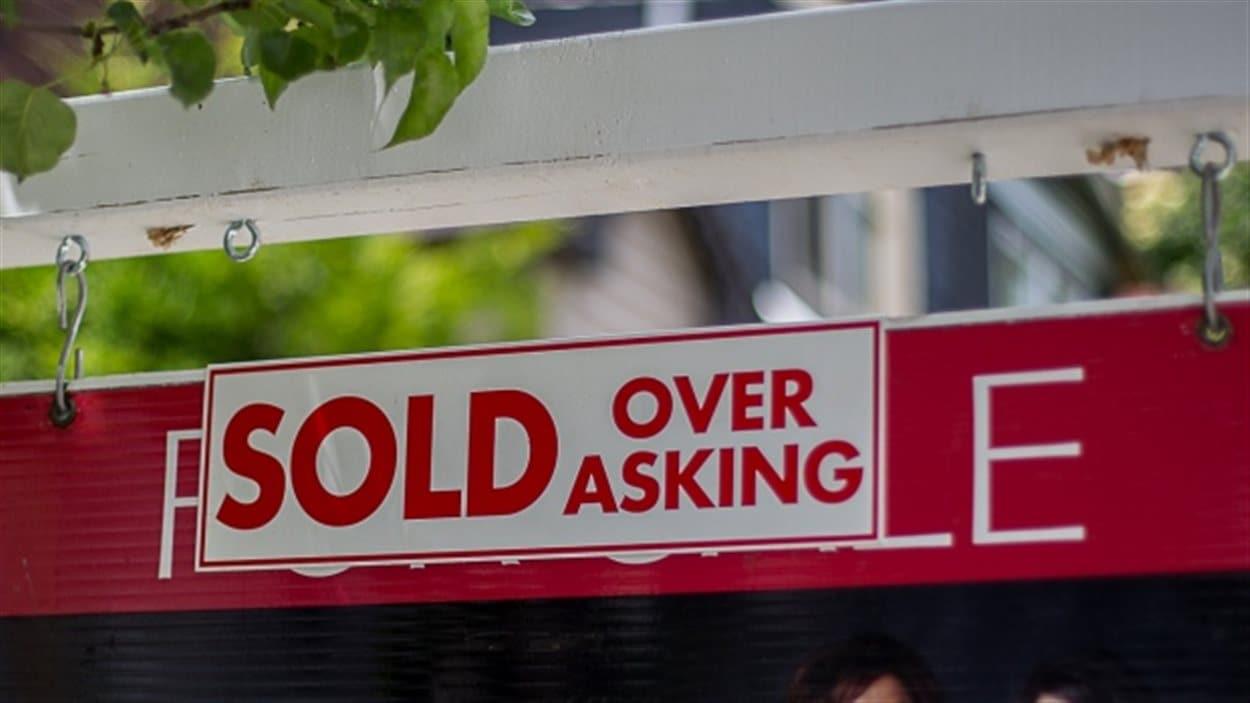 Maison vendue