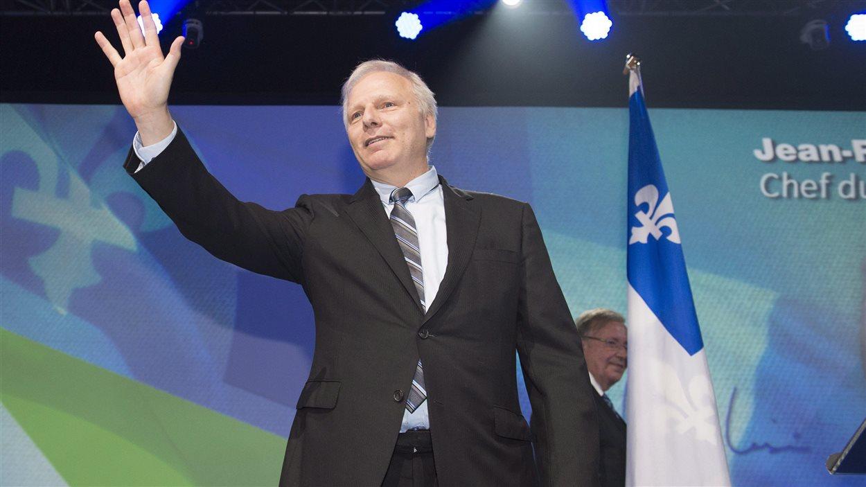 Jean-François Lisée, chef du PQ