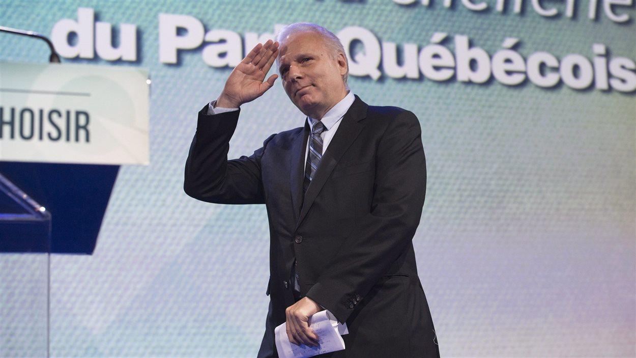 Jean-François Lisée, chef du Parti québécois