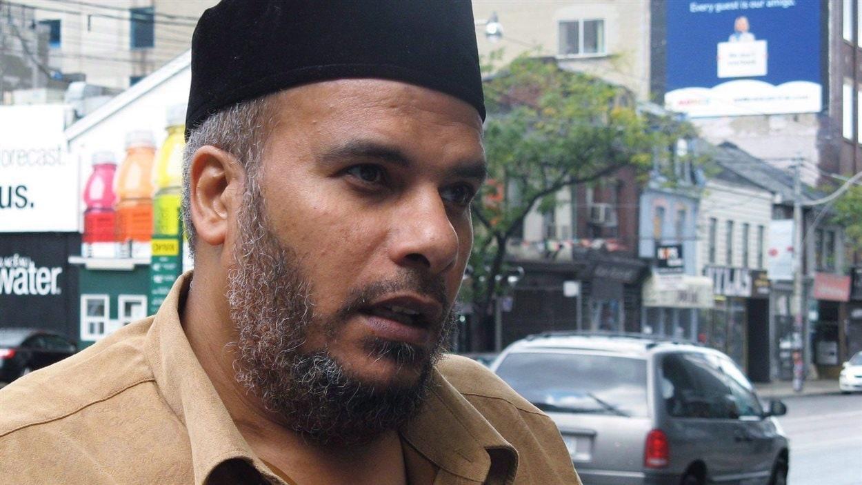 Mahmoud Jaballah, vu ici septembre 2009